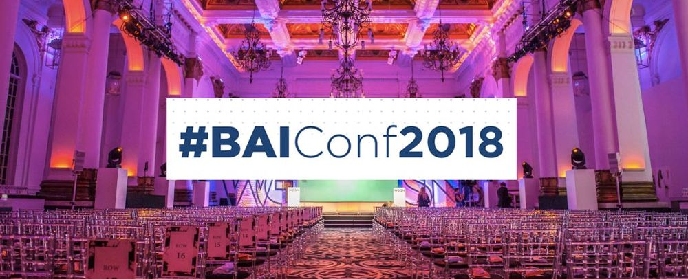 2018 London BAIConf
