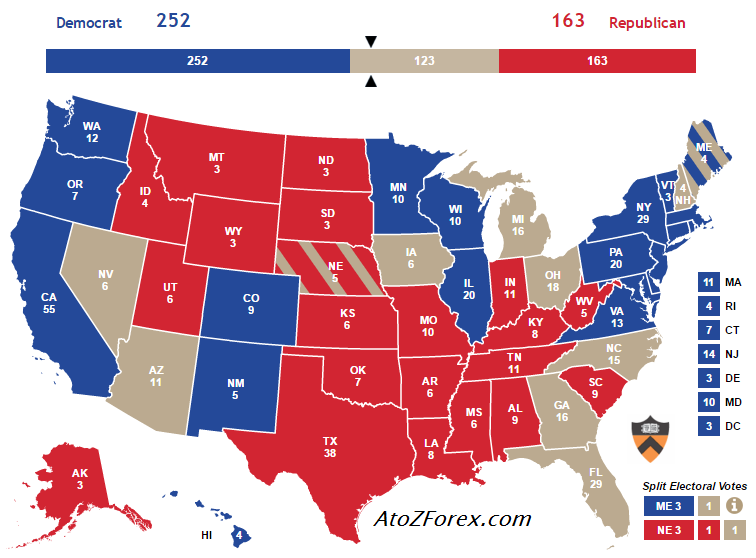 what are electoral votes and popular votes