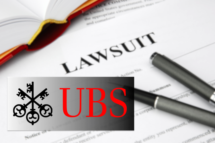UBS facing new lawsuit  Forex Manipulation  FX lawsuit  Institutional Forex  UBS