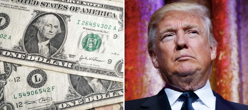 The Donald Trump effect on the US Dollar