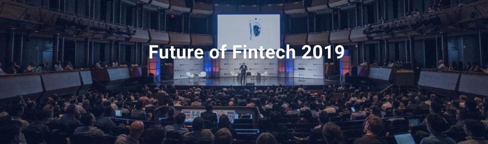 Future of Fintech 2019