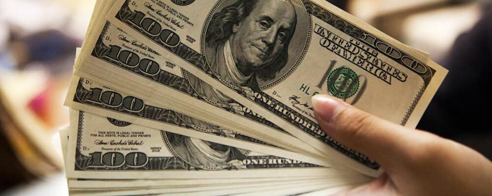 US Dollar Index Bounces Off Lows Near 96.80