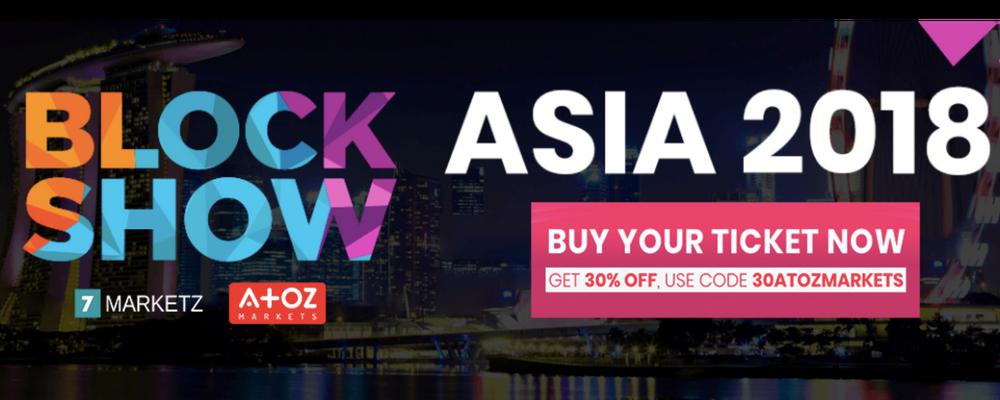 BlockShow Forging Consensus Across Asian Blockchain market