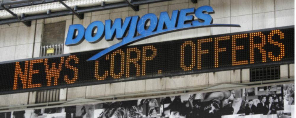 Dow Jones Skyrockets in a Day and Here Is Why