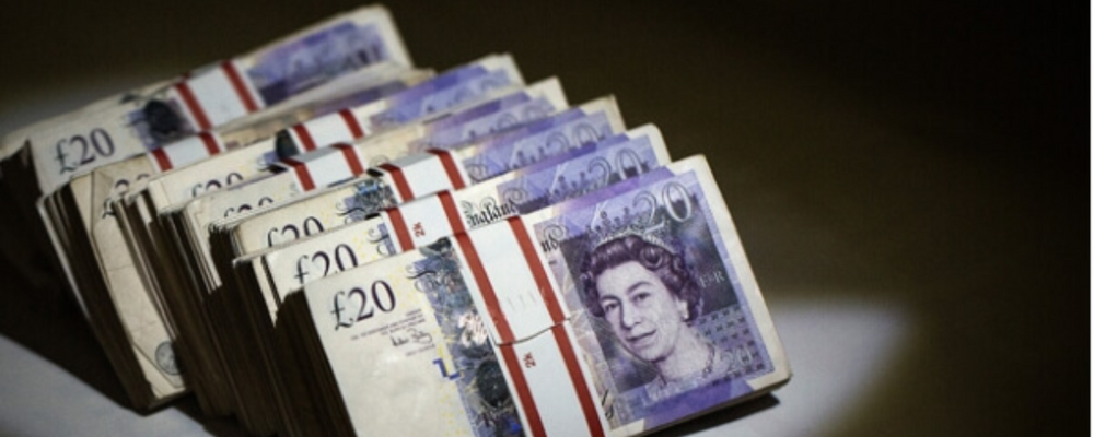 British Pound Recovers Above 1.2900