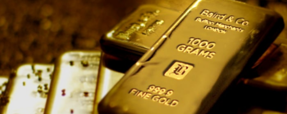 Gold Price Rises Slightly To $1310
