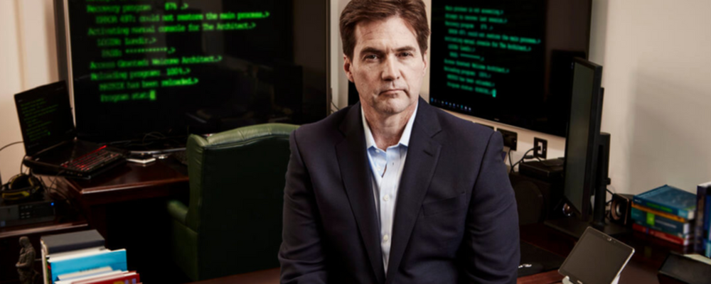 Craig Wright criticizes Ethereum and claims to be Satoshi Nakamoto