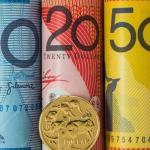 Australian dollar declines sharply following RBA minutes