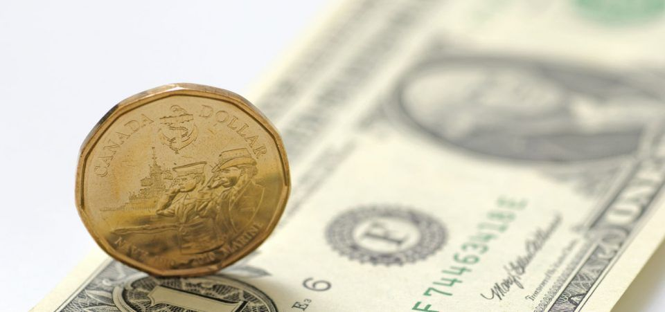 USDCAD analysis: Canadian dollar continues to decline