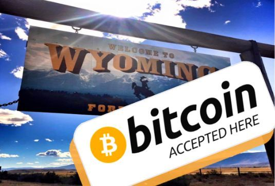 Wyoming gives Cryptocurrencies Fiat money status