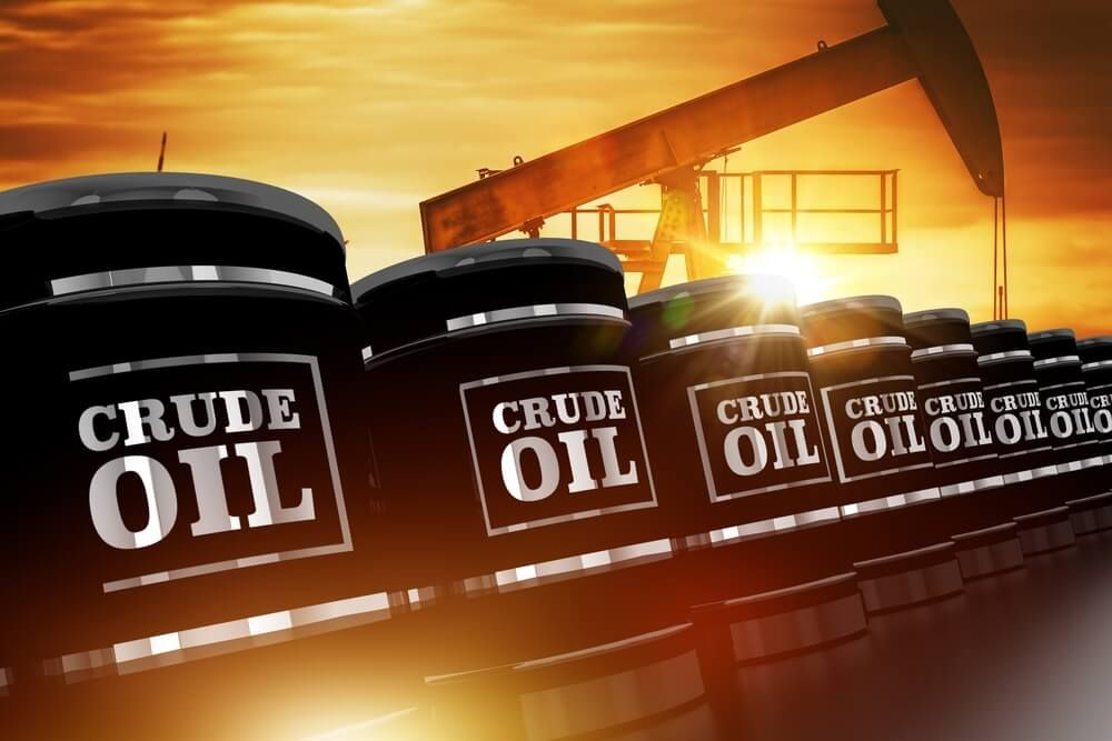 Crude oil price surges above $60