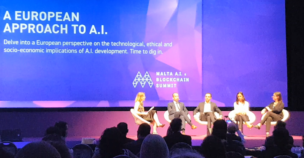 MALTA AI & BLOCKCHAIN SUMMIT 2019 calls for the change