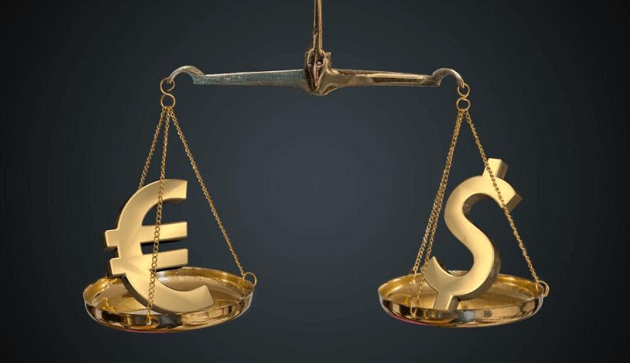 Euro falls sharply following speech from ECB President Draghi