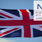 What is the NFA required margin on GBP ahead of Brexit talks?