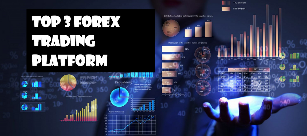 Top 3 Forex trading platforms 2017