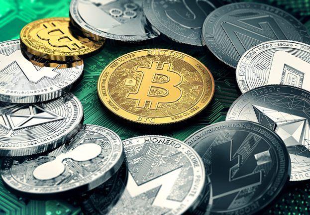 Top 10 Cryptocurrencies 2018