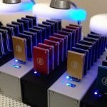 Samsung Produces Cryptocurrency Mining Chips