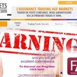 FCA Warning three entities