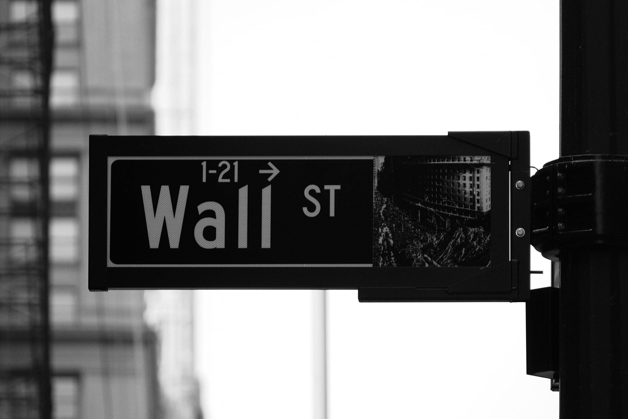 Wall Street opens deep in the red on Monday