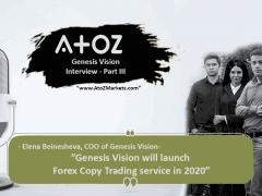 Genesis Vision Shares Milestones for 2020
