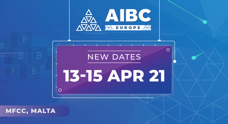 AIBC Summit Takes Place on 13th to 15th April 2021 in Malta
