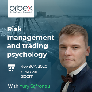Risk Management and Trading Psychology by Orbex