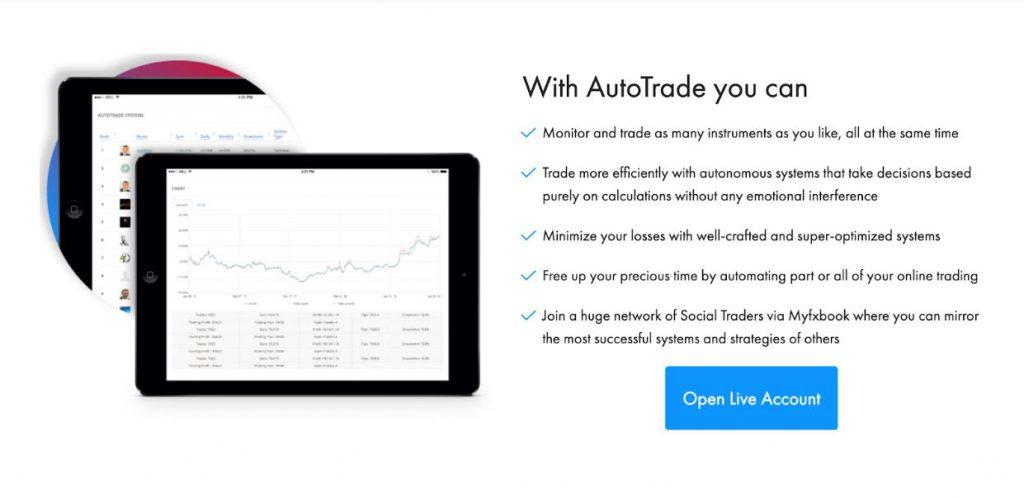 SquaredFinancial Autotrade