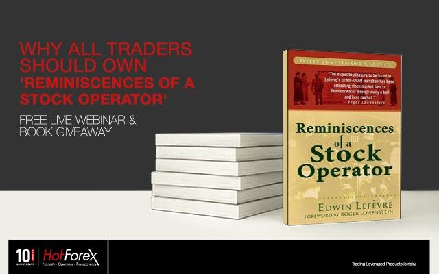 Reminiscences of a Stock Operator – The Classic Trading Book